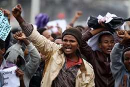 إعلان حالة الطوارئ في إثيوبيا