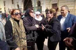 زوجة الفنانة محمد متولي