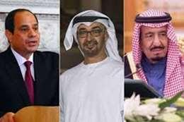 السيسي والقادة العرب