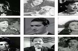 الممثلين اليهود في مصر