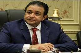 علاء عابد نائب برلماني