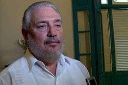 نجل زعيم كوبا