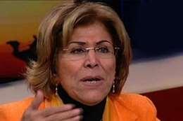 الكاتبة الصحفية فريد الشوباشي