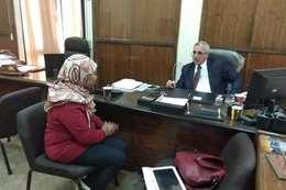 الدكتور محمد المرسي في حديثة لـ«المصريون»