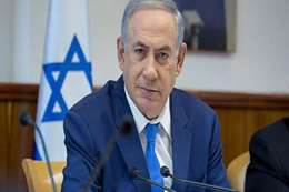 بنيامين نتانياهو، رئيس وزراء إسرائيل