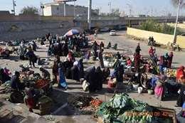سوق ابو فلليوم بالمنيا