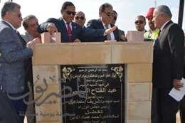 """وزير الصحة يضع حجر اساس """"مستشفى طنطا الجديد ويحضر حفل تخريج دفعة 48 طب"""