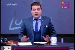مقدم البرنامج أحمد عبدالعزيز