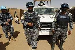 فوات حفظ السلام بالأمم المتحدة في مالي