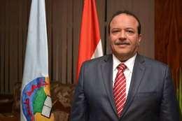 الدكتور مجدى السبع - رئيس جامعه طنطا