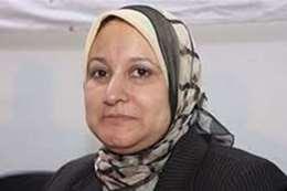الدكتورة كوثر محمود، نقيب الممرضين