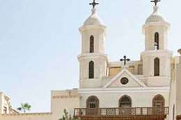 كنيسة بالمنيا