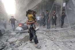 قصف النظام على غوطة دمشق