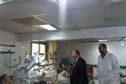 إحالة 46 من العاملين بمستشفى كفرالزيات العام للتحقيق