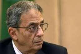 عمرو موسي