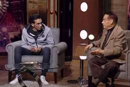 الموسيقار حلمي بكر وجهًا لوجه مع المطرب الشعبي مجدي شطة