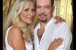 شيرين وزوجها السابق