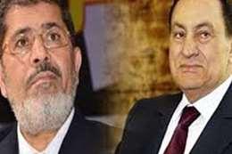 مبارك- مرسي