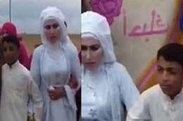 جدل واسع بعد زواج مدرسة من تلميذها