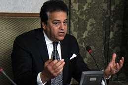 الدكتور خالد عبدالغفار، وزير التعليم العالي