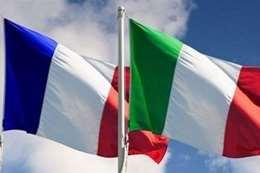 فرنسا وإيطاليا