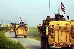 القوات أمريكية