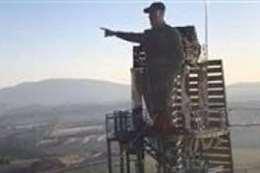 حزب الله يحتفل بتمثال لقاسم سليماني في جنوب لبنان
