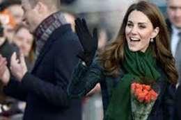 ميدلتون تعبر  عن سعادتها لزيادة أعبائها الملكية بعد تنحي هاري وميجان