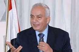 وزير التربية والتعليم الدكتور رضا حجازي