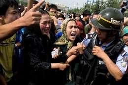 اعتقال المسلمين في الصين