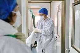 التليفزيون الصيني يعلن وفاة مدير مستشفى ووهان