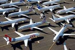 خسائر بالمليارات لشركات الطيران العالمية بسبب كورونا