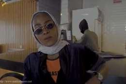 بطلة فيديو كليب أنا بنت مكة