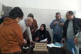 محافظ كفرالشيخ يتابع حالة مواطنه من دسوق قادمة من الصين