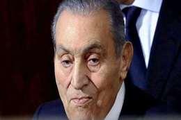 الراحل محمد حسني مبارك