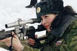 أخطر سلاح في روسيا يقوده الجنس الناعم