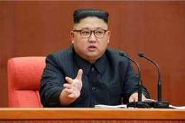الزعيم الكوري كيم جونج أون