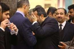 مجدي عبدالغني في عزاء مبارك
