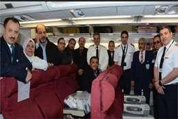 القافلة الطبية المصرية