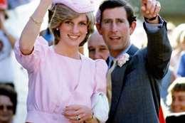 """الأميرة ديانا و الأمير """"تشارلز"""""""