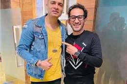 احمد حلمي وحسن شاكوش