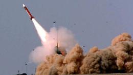 الدفاع الجوى السعودى يعترض صواريخ الحوثى