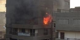 السيطرة على حريق شقة سكنية بفيصل