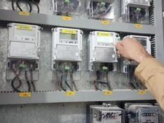 ربع مليون جنيه لتركيب عدادات كهرباء بالباجور