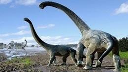 الديناصورات موجودة قبل المسيح بألفي سنة