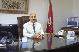 رئيس جامعة الفيوم