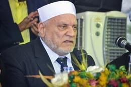 الدكتور أحمد عمر هاشم، رئيس جامعة الأزهر الأسبق،