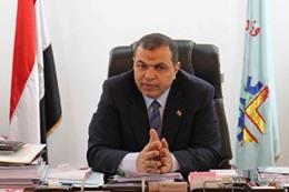 محمد سعفان، وزير القوى العاملة،