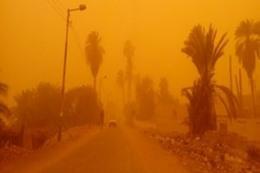 30 حالة اختناق بسبب سوء الطقس بسوهاج