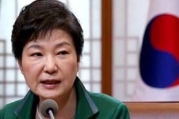 رئيسة كورية الجنوبية